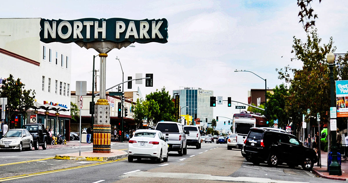 Image result for north park san diego